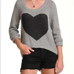 Billabong hi lo sweater